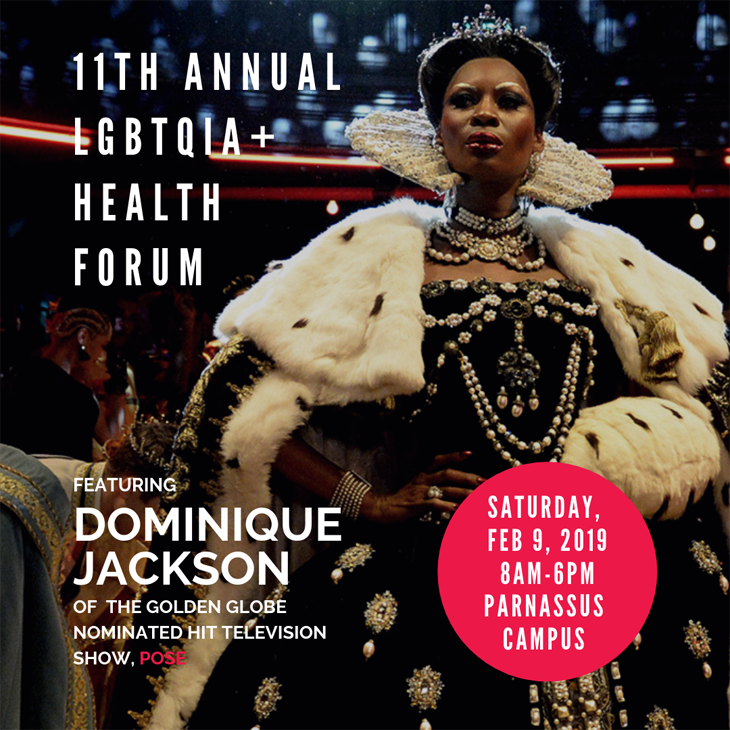 11TH Annual UCSF LGBTQIA Health Forum: Saturday, February 9 at 8:00am to 6:00pm