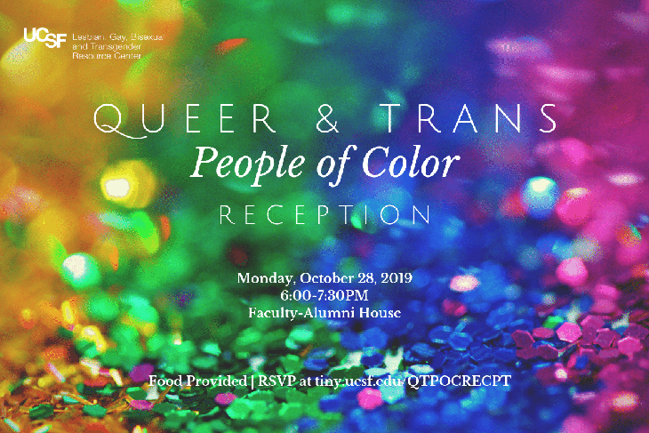 Queer & Trans People of Color Reception