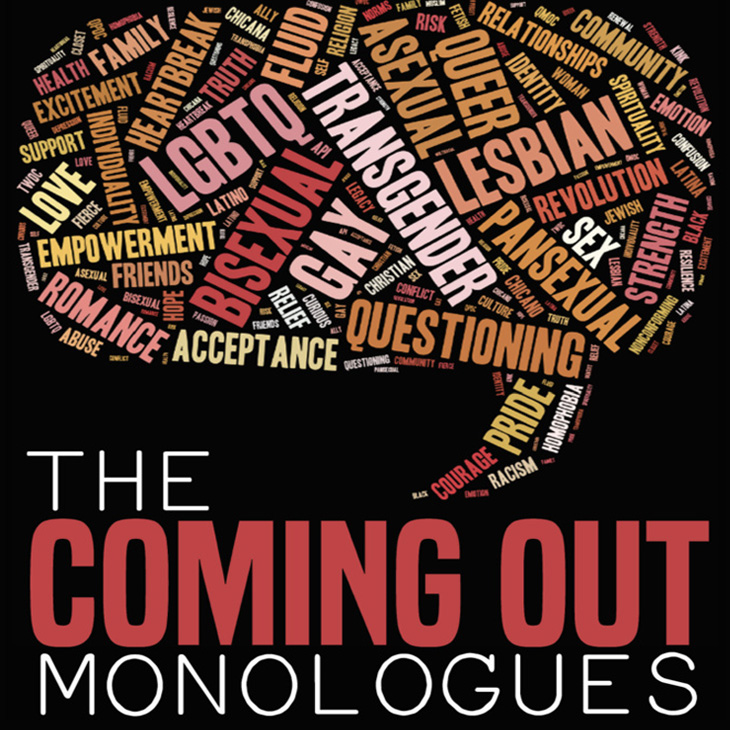 The Comming Out Monologues